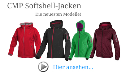 CMP Damen Softshelljacken