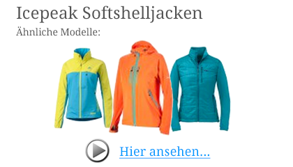 Icepeak Softshelljacken