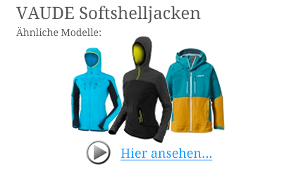Vaude Softshelljacken
