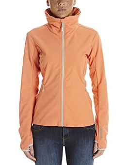 Bench Dupe Damen Softshelljacke, Orange / Coral