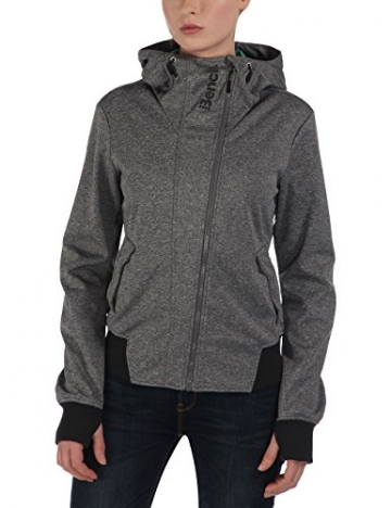 Bench winterjacke damen grau