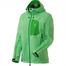 Haglöfs Ultra Q Softshell Trainingsjacke Grün