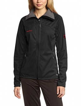 Mammut Ultimate Softshell Schwarz Damen