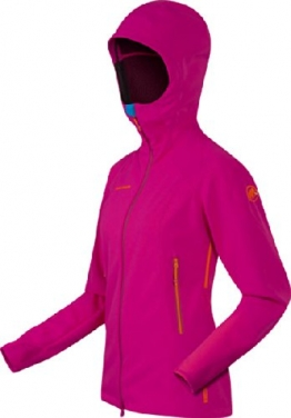 Mammut Ultimate Westgrat Softshelljacke Damen pink