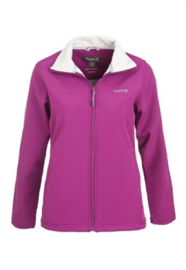 Regatta Connie II Softshelljacke Damen Lila / Violett