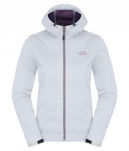 The North Face Durango Softshelljacke Weiss / Grau