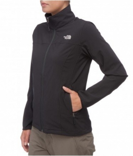 The North Face Nimble Softshelljacke schwarz, gute Passform