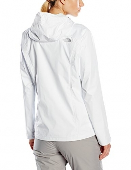 The North Face Venture Damen-Softshelljacke weiss