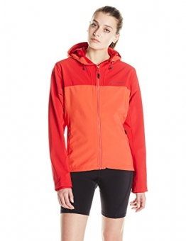 Vaude Takesi Softshell Jacke rot / orange