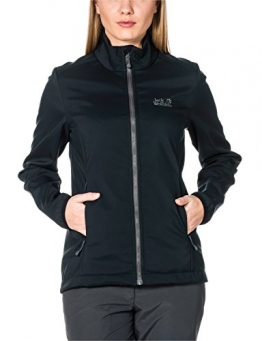 jack-wolfskin-softshelljacke-element-schwarz-damen
