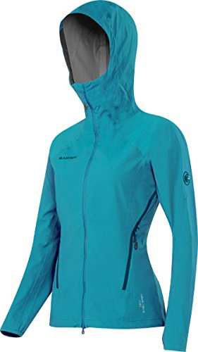 Softshell jacke damen turkis