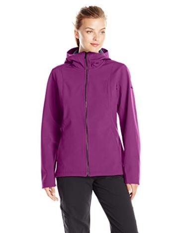 columbia-kruser-ridge-softshelljacke-damen-lila-violett