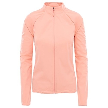 The North Face Inlux Softshelljacke Damen Orange / Korall -