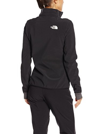 The North Face Motili Softshelljacke Damen Schwarz-Tnf 2U8K -