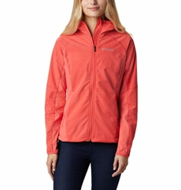 Columbia Damen Softshell-Jacke Sweet-as orange