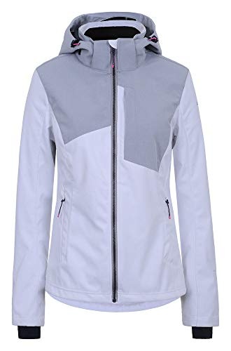 Icepeak Softshelljacke für Damen in weiß 454975682I -