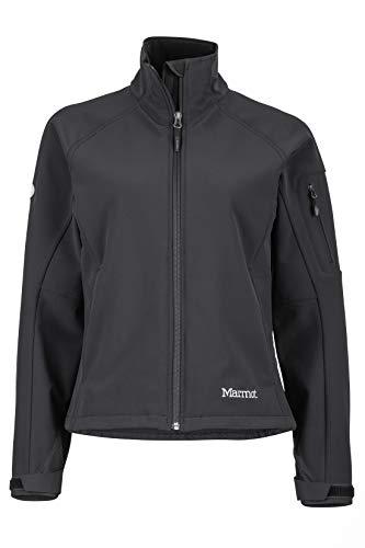 Marmot Damen Softshell Jacke Gravity schwarz
