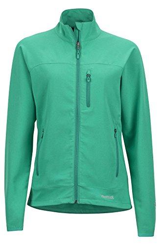 Marmot Softshell Damen Tempo mintgrün