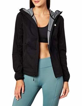 THE NORTH FACE Damen  Softshelljacke W Hikesteller schwarz